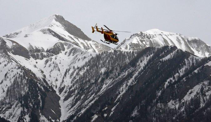 french alps crash